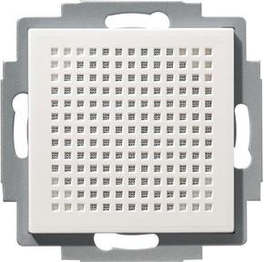 WHD Kontroll-Lautsprecher UP,weiß KEL55MUSICW
