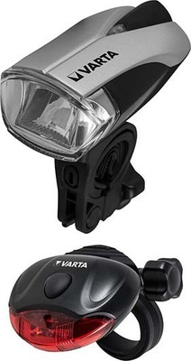 Varta Cons.Varta LED Bike Light Set 5AAA incl.Batterien,Bli.1 18803