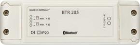 WHD Bluetooth-Receiver 2x5W,ws BTR205 weiß