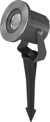 Brumberg Leuchten LED Erdspießstrahler 6W 230V IP65 edelstahl 60103223