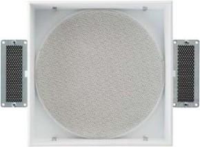 WHD Lautsprecher Decke,quadratisch FL180Q-T12 weiß