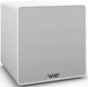 WHD Lautsprecher HiFi m.BT QubeBT weiß