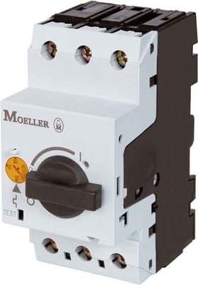 Eaton Transformatorschutz 3p,handbetätigt PKZM0-0,16-T