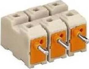 WAGO Kontakttechnik Buchsenteil 2,5qmm 3pol. 272-453/272-469