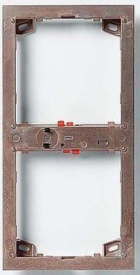 Siedle&Söhne Montagerahmen für 2 Module MR 611-2/1-0