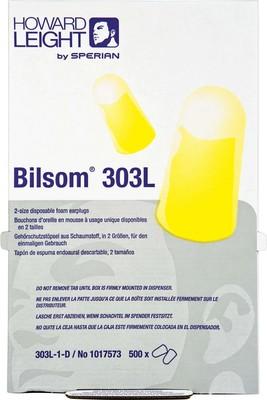 Honeywell Safety Gehörschutzstöpsel Einweg Bilsom 303S 1017574 (VE500 Paar)