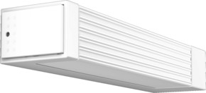 RZB Röhrenleuchte m.Flächensch opal weiß 2x40W L355mm 40125.002.1