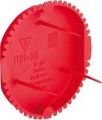 Kaiser Signal-Deckel rot 1181-60