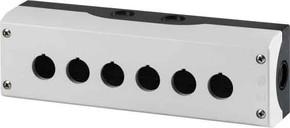 Eaton (Moeller) Aufbaugehäuse f.6 Taster 22mm M22-I6