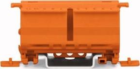 WAGO Kontakttechnik Befestigungsadapter f.2-5pol. orange 222-500