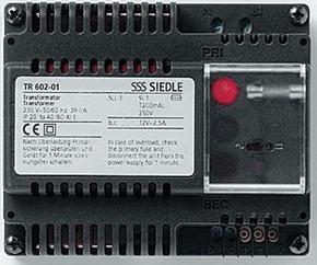 Siedle&Söhne Trafo TR 602-01