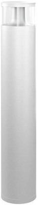 ESYLUX LED-Pollerleuchte 4000K weiß DALI BL-ALV20018840WHODAL