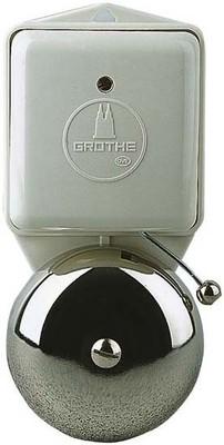 Grothe Klein-Läutewerk 85dB 230V weiß LTW 3371A 230V AC
