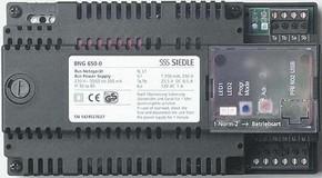 Siedle&Söhne Bus-Netzgerät f.In-Home-Bus Audio BNG 650-0 DE