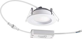 ESYLUX LED Downlight 68mm 3K an/aus IDLELS #EO10300004