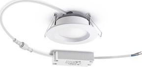ESYLUX LED Downlight 68mm 4K an/aus IDLELS #EO10300011