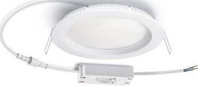 ESYLUX LED Downlight 165mm 3K an/aus IDLELS #EO10300028