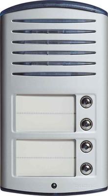 Legrand (SEKO) AP-Türstation aluminium Audio 342941