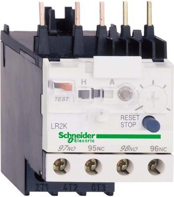 Schneider Electric Motorschutz-Relais 3,70-5,50A LR2K0312