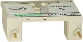 Schneider Electric Überspannungsbegrenzer RC 110-240VAC LA4DA1U