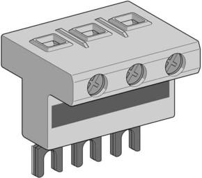 Schneider Electric Anschlußblock GV1G09