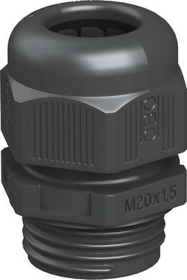 OBO Bettermann Vertr Verschraubung Vollmetrisch V-TEC VM20 SW
