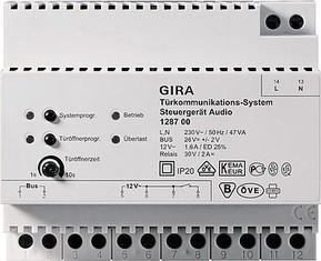 Gira Steuergerät Audio Bussystem, REG, 6TE 128700