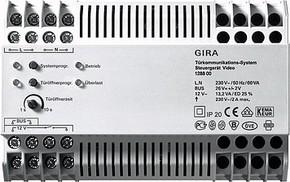 Gira Steuergerät Video Bussystem, REG, 8TE 128800