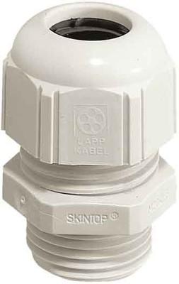 Lapp Zubehör Kabelverschraubung SKINTOP ST-M20x1,5 R7035 LGY