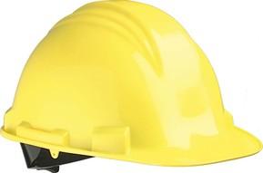 Honeywell Safety Schutzhelm Peak A69R, gelb 933181