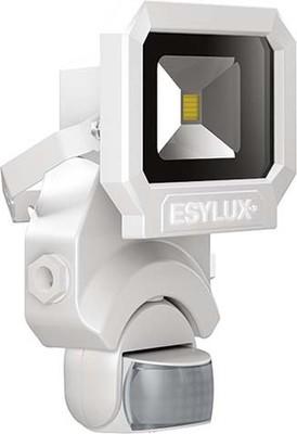 ESYLUX LED-Strahler weiß AFL SUN LED10W 5K weiß