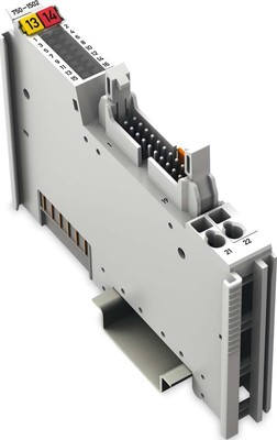 WAGO Kontakttechnik Ein/Ausgangsklemme 750-1502