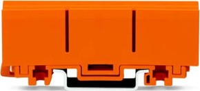 WAGO Kontakttechnik Befestigungsadapter orange 2273-500