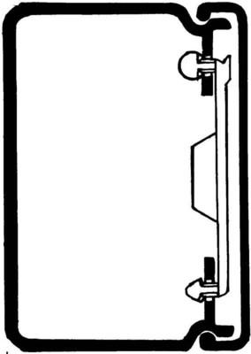 Rehau Elektro.Inst. LE Kanalunter/-oberteil 40/60 reinweiß LE 400600 rws