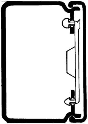 Rehau Elektro.Inst. LE Kanalunter/-oberteil 40/60 lichtgrau LE 400600 lgr