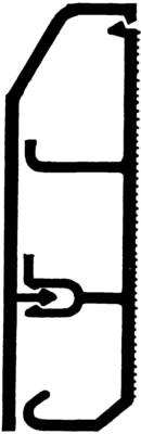 Rehau Elektro.Inst. SL Kanal 20/70 reinweiß 17275211100