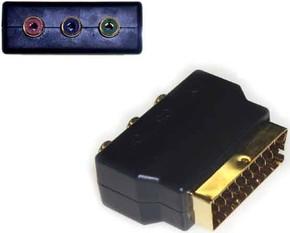 E+P Elektrik Kompaktadapter YUV/RGB- VC914