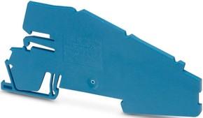 Phoenix Contact Auflagebock L=103mm B=2mm blau AB-PTI/3