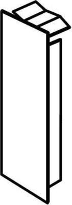 Tehalit Endplatte M 5953 rws