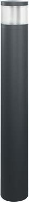 ESYLUX LED-Pollerleuchte 4000K anthrazit BL-ALV65 007 840 ANO