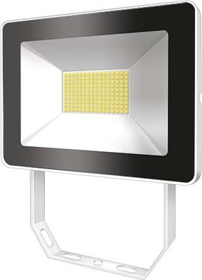 ESYLUX LED-Strahler 4000K weiß OFLBASICLED10W 4K WH