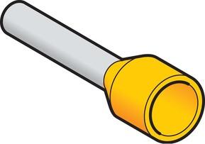 Schneider Electric Aderendhülse DIN 2,5mmq genorm. DZ5CE062D